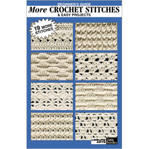 More Crochet Stitches - Book Review