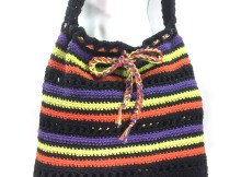 Simple Stripes Tote Bag - Free Crochet Pattern