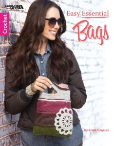 Easy Essential Bags - Crochet Pattern Book Review