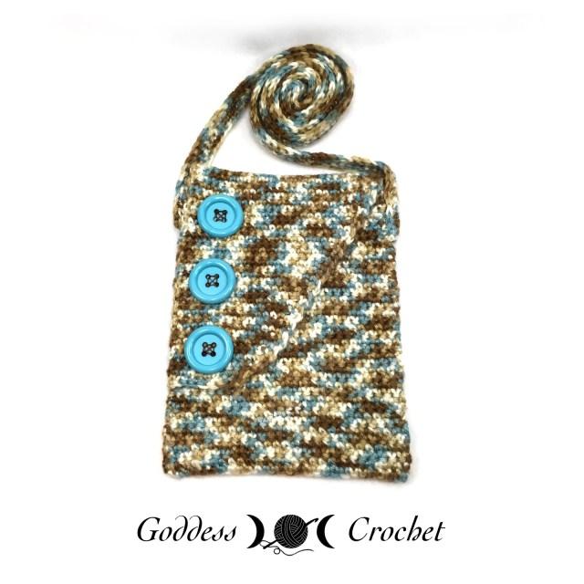 Messenger Bag - Goddess Crochet