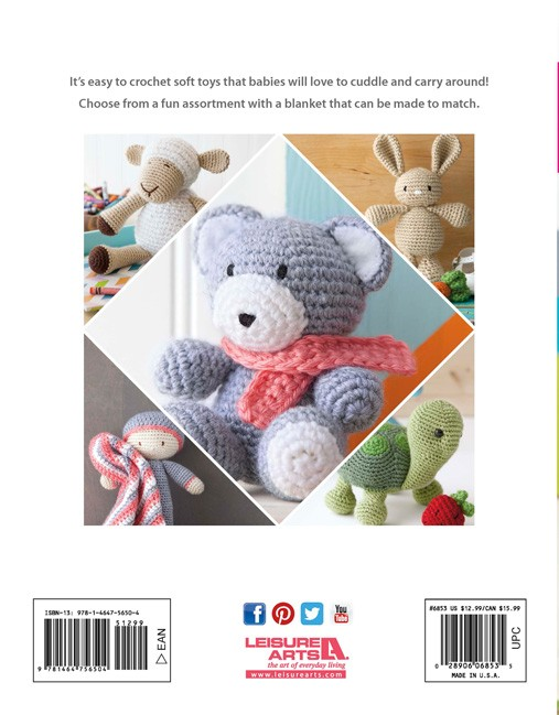 Little Crocheted Monsters Book Review with Hogaraga amigurumi ... | 649x507