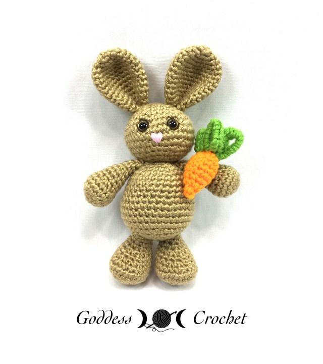 Amigurumi Bunny - Goddess Crochet