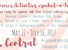 2017 Summer Crochet-a-Long