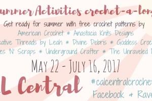 2017 Summer Crochet-a-Long
