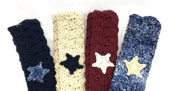 Picnic Pocket Napkin - Free Crochet Pattern by American Crochet