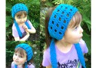 Little Hippie Headband - Free Crochet Pattern