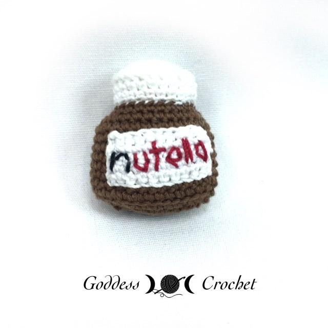 Crochet Nutella