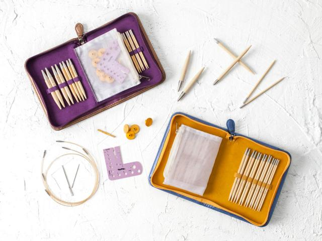 Tulip Interchangeable Knitting Needle Set