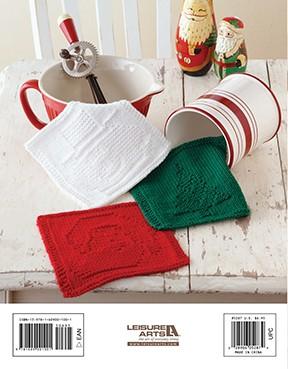 Holiday Knit Dishcloths