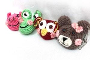 Natalumis Crochet Pattern Set by Maro Akamatra