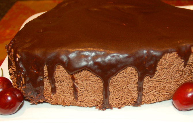 Chocolate-Truffle-Cake