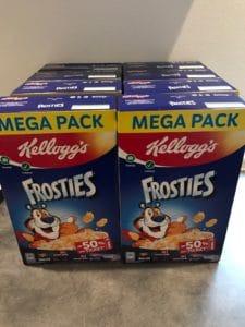 Kelloggs Frosties LEGOland 50 procent rabat på entrebilletter