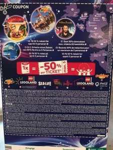 Kelloggs Frosties LEGOland 50 procent rabat på voksenbilletter og børnebilletter