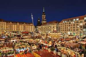 Julemarked i Berlin, Tyskland