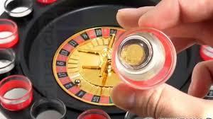 shots roulette tomt glas