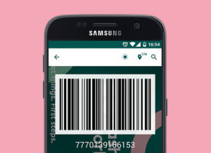 rabatkort på din smartphone