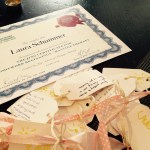 Certificates - what is it about a piece of paper that gets all our awe, pride and respect?