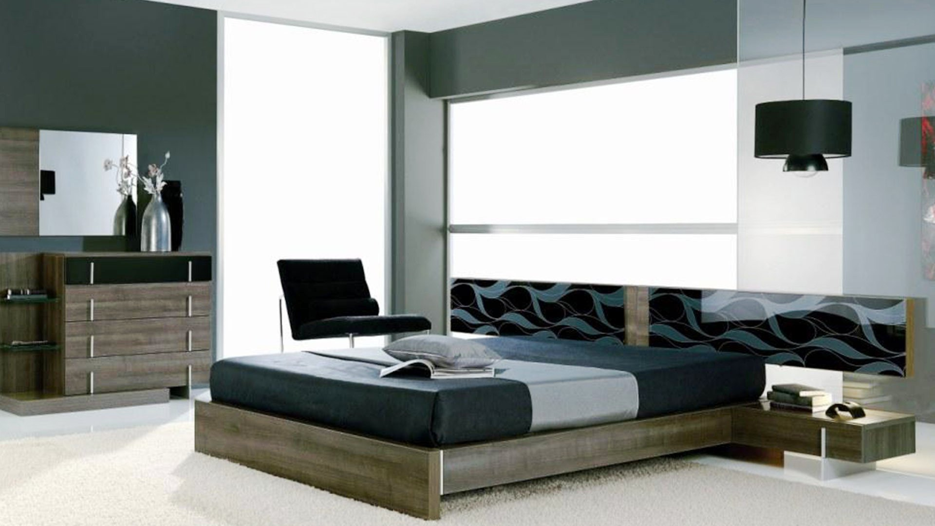 34 STYLISH MASCULINE BEDROOMS ....... - Godfather Style on Teenage Room Colors For Guy's  id=59142
