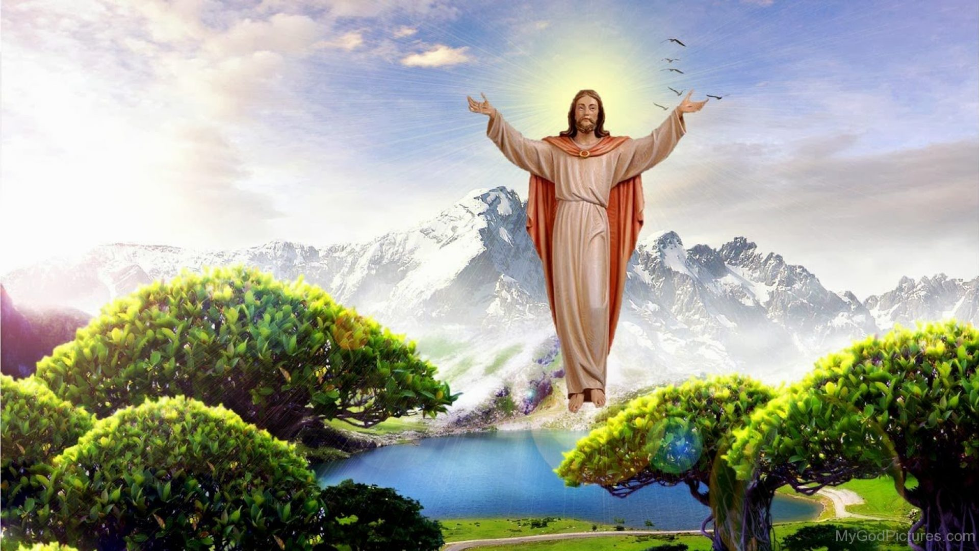 Beautiful Jesus Photos Download Christian Wallpapers