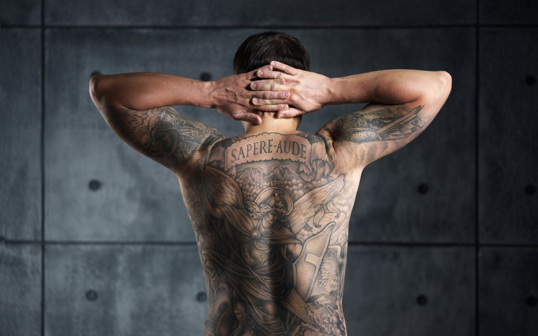 Should Christians Get Tattoos on Their Body?