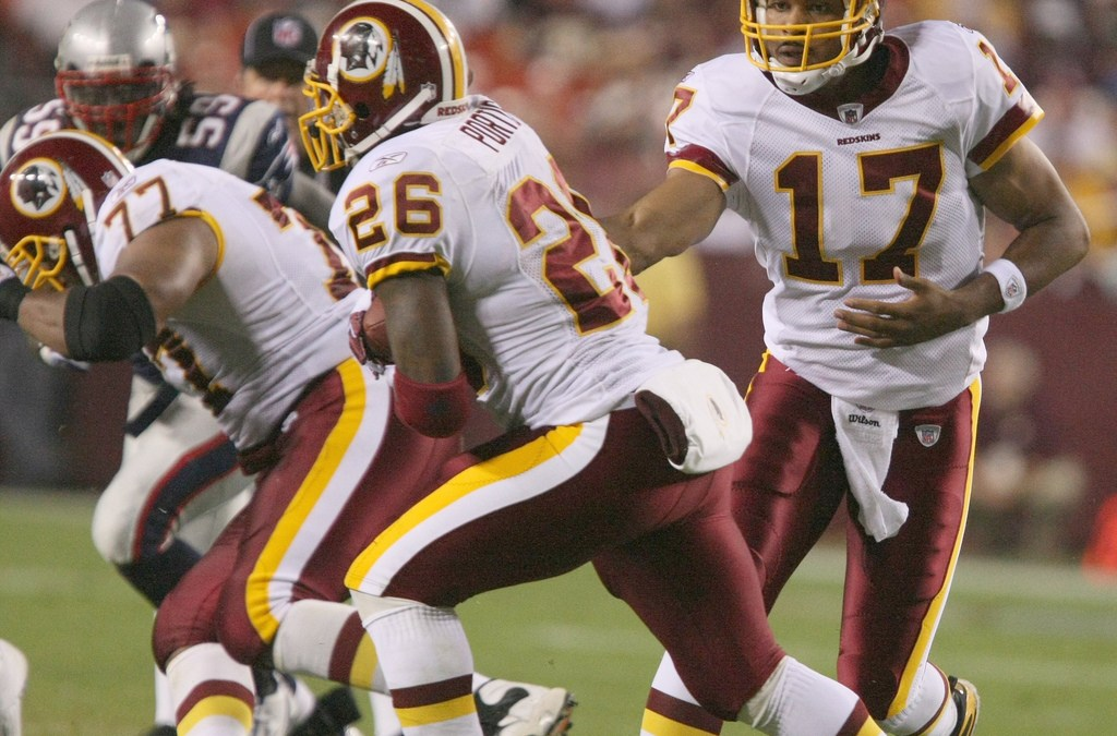 Ex-Redskins Star Clinton Portis Broke and Bankrupt.