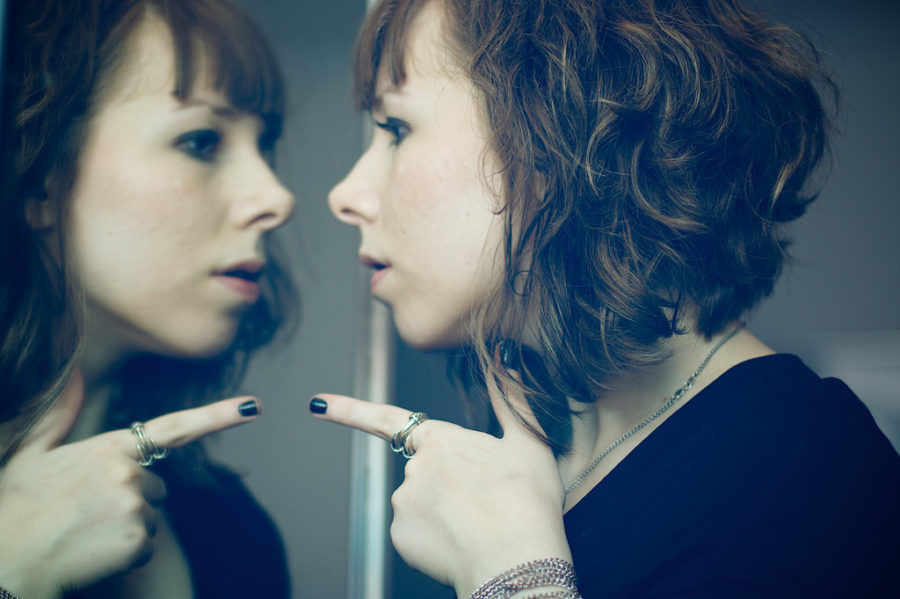 Self-Centered Relationship in Christ
