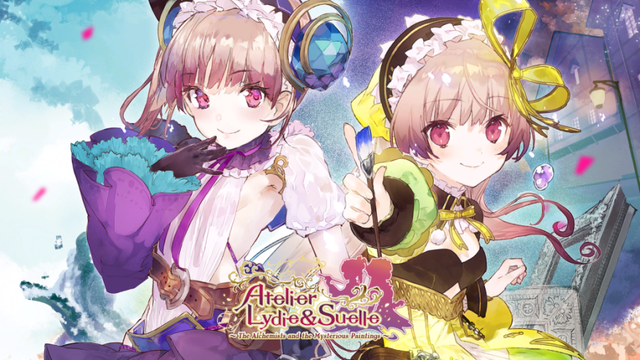 Image result for atelier Lydie & Suelle ~The Alchemists and the Mysterious Paintings,