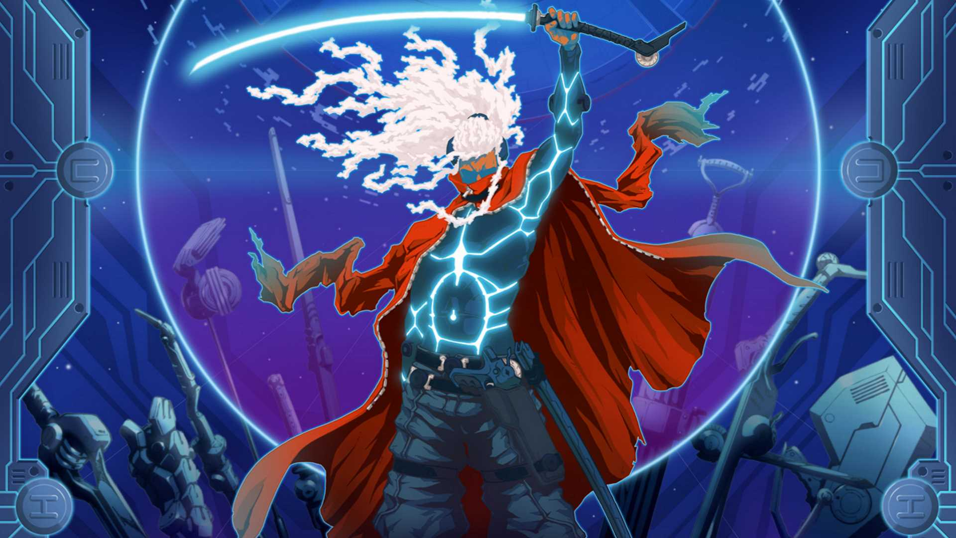 Watch 5 Reasons Why Furi Could Be Your New Favourite Game