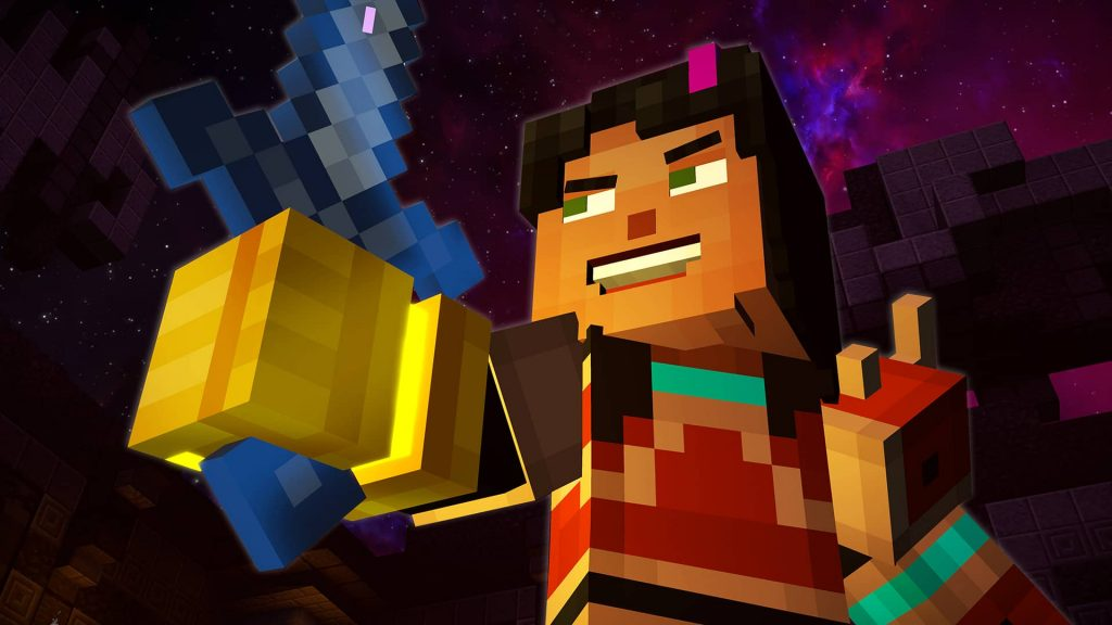 Minecraft Story Mode Season Two Episode Five Above And