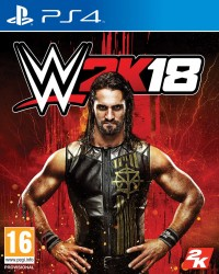 WWE-2K18-PS4-FOB-ENG WWE 2K18 PS4 FOB ENG