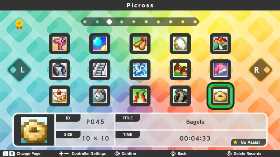 Image result for Picross S