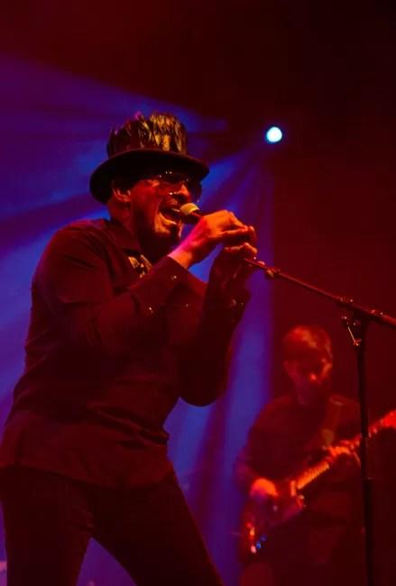 Barry Adamson at the Queen Elizabeth Hall 09/02/12