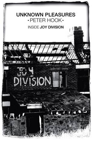 Peter Hook to take his 'Unknown Pleasures' book on UK signing tour