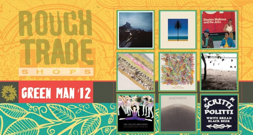 Rough Trade & Green Man team up for Compilation