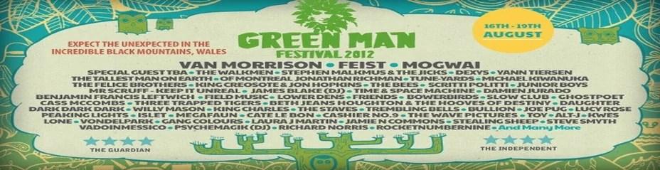 Preview: Saturday at Green Man