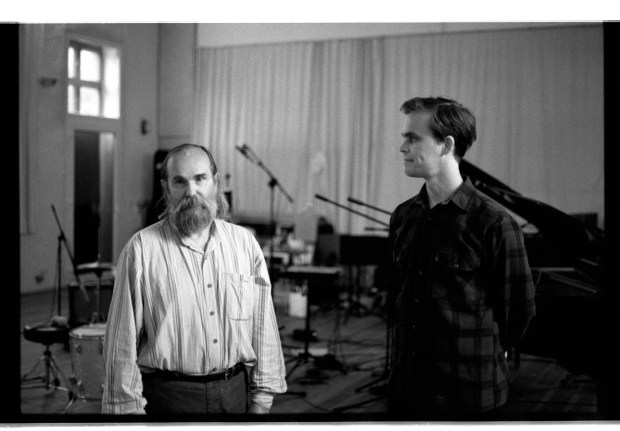 Lubomyr Melnyk with Peter Broderick