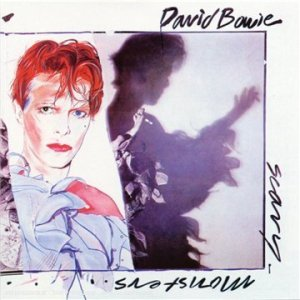 Bowie: Album Guide Scary Monster's...