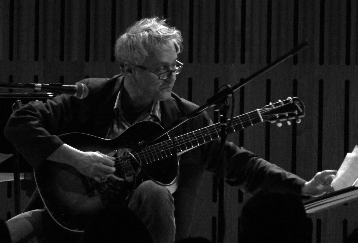 Marc Ribot – Howard Assembly Room, Leeds, 14th March 2013