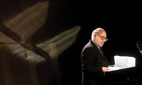 Michael Nyman – Howard Assembly Room, Leeds, 1st November 2013