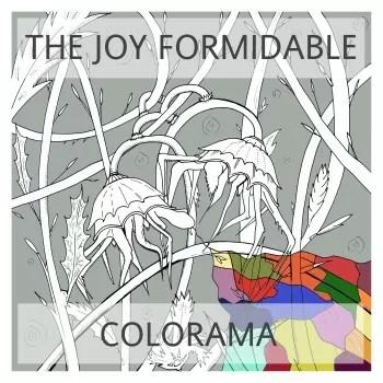 The Joy Formidable – singles club;  new track Yn Rhydiau'r Afon