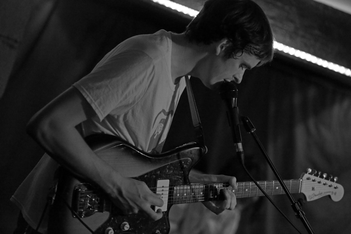 Mazes/Moon Gangs/Wolf Solent/Luke Saxton – The Basement, York, 23rd September 2014