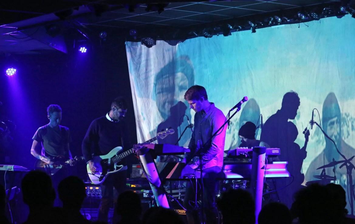 Tycho – Brudenell Social Club, Leeds, 5th October 2014