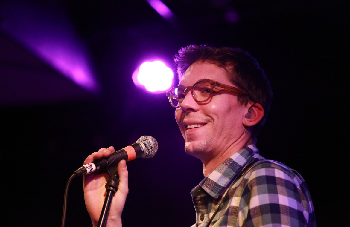 Justin Townes Earle + Andrew Combs – Brudenell Social Club, Leeds, 3rd February 2015