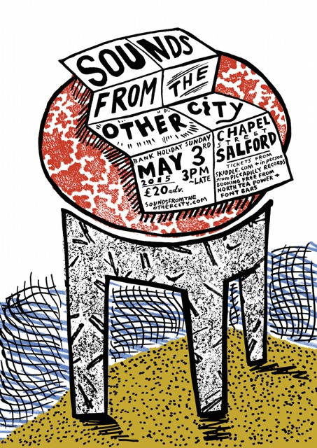 NEWS: Sounds From The Other City 10th anniversary celebrations