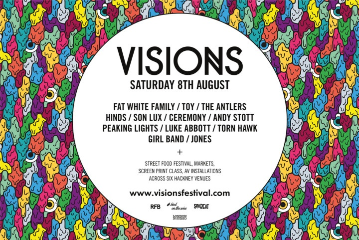 NEWS: Food, craft beer and more from Visions Festival 2015