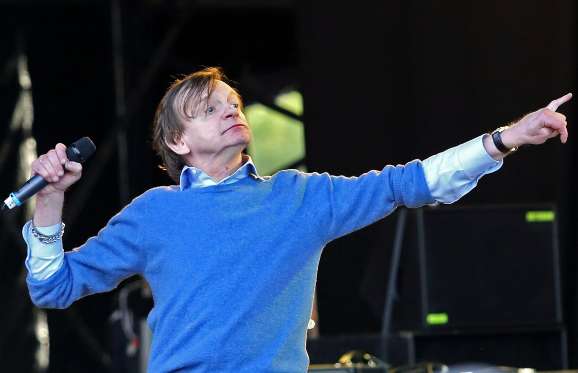 Tribute: Mark E. Smith