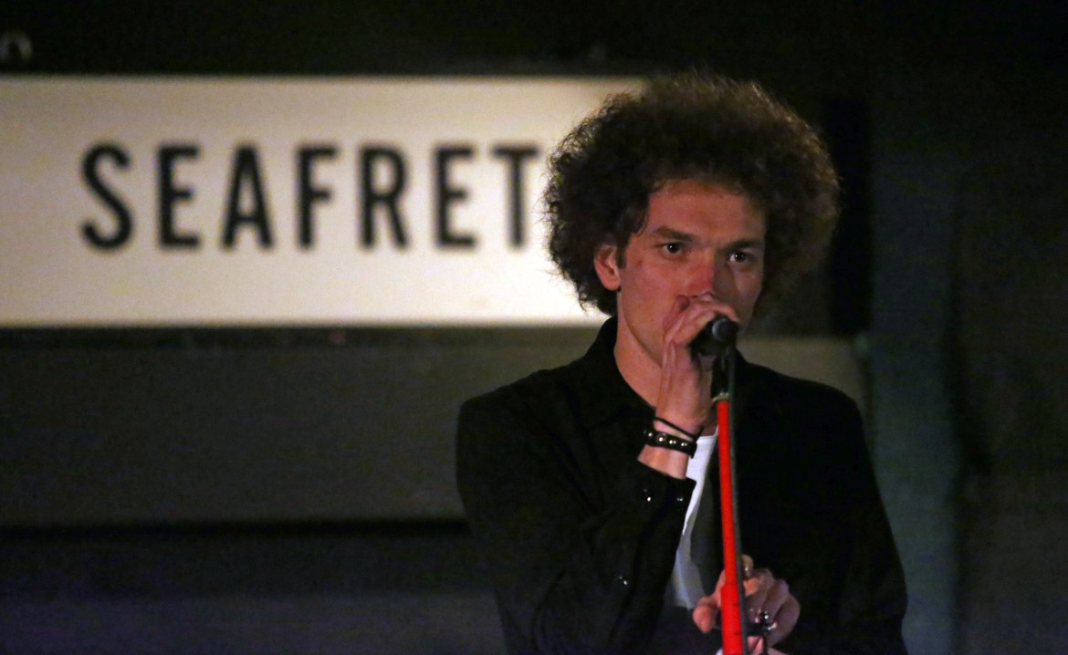 Seafret – The Crescent, York, 2nd November 2015