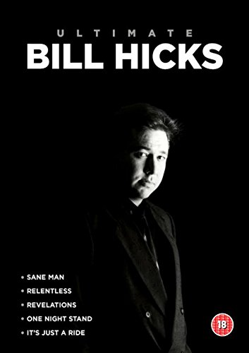 REVIEW: Bill Hicks – Ultimate DVD Box-set