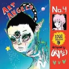 Grimes – Art Angels (4AD)
