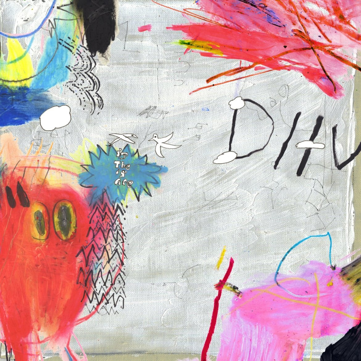 DIIV – Is The Is Are (Captured Tracks)
